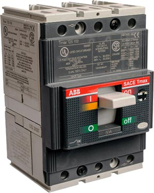 MCCB- Moulded case circuit breaker