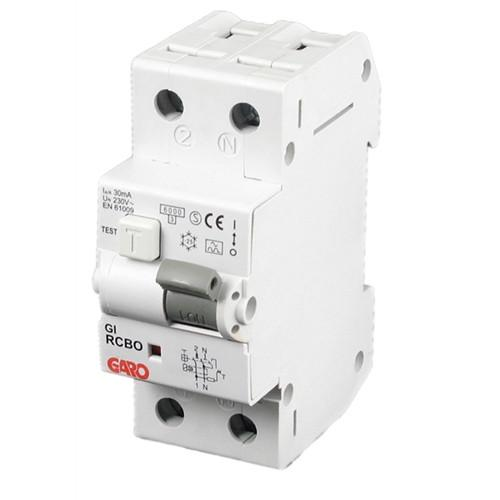 residual current circuit breaker with overload