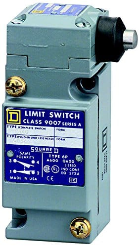 Limit switch NO and NC