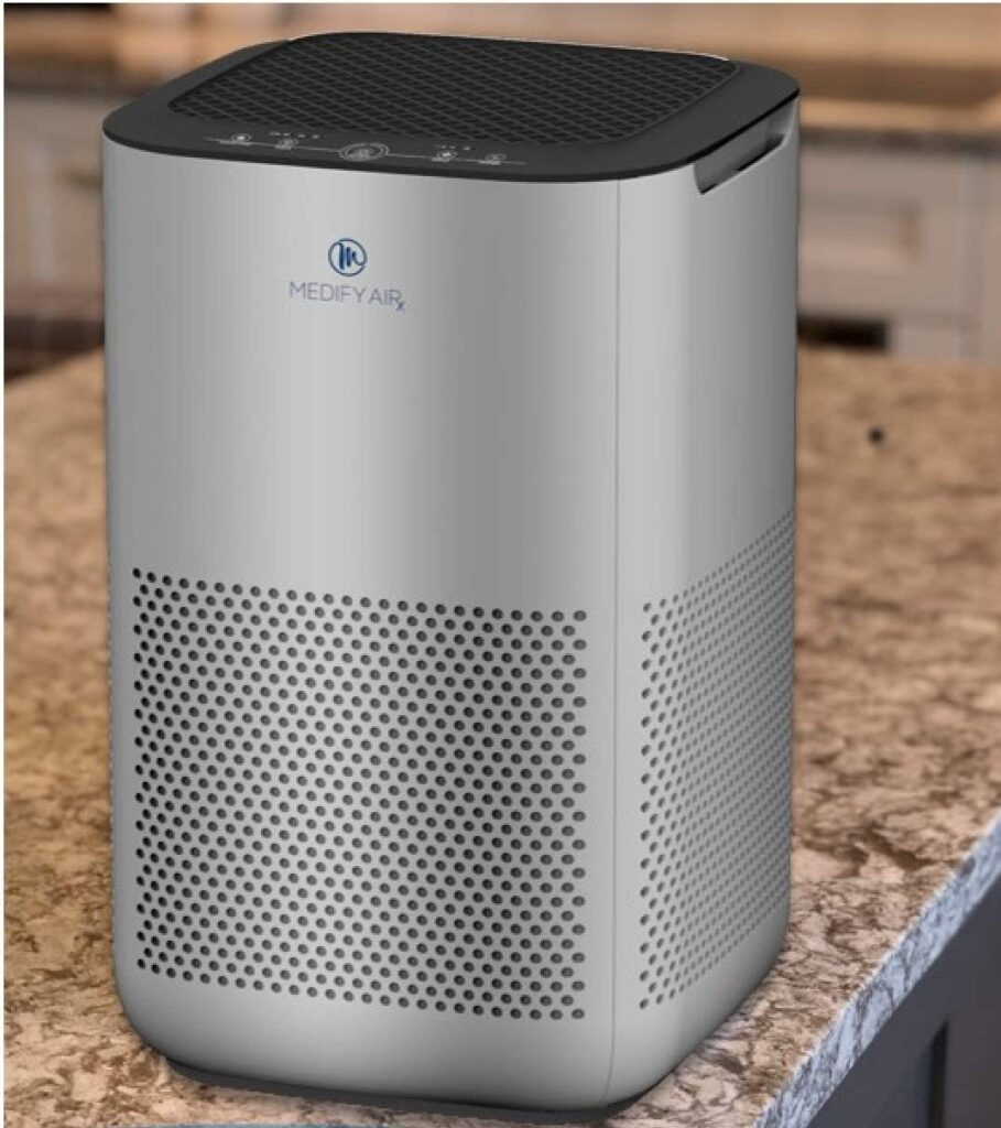 energy usage of air purifiers