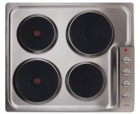 energy usage of induction cooktops