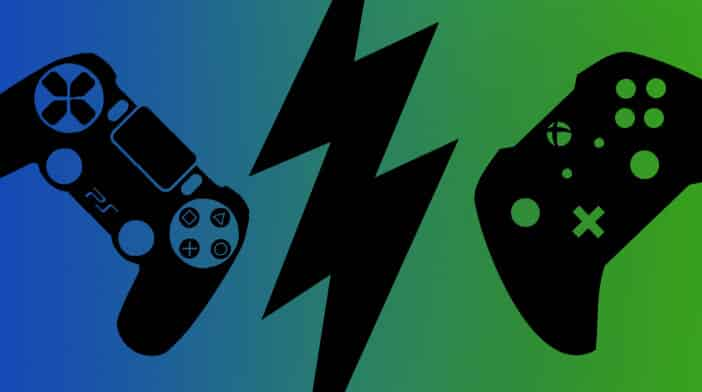 Power consumption of Xbox and PlayStation