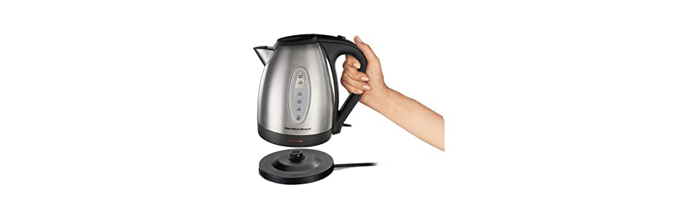 Energy usage of electric kettle