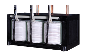Three phase shell type transformers- Electrical Classroom